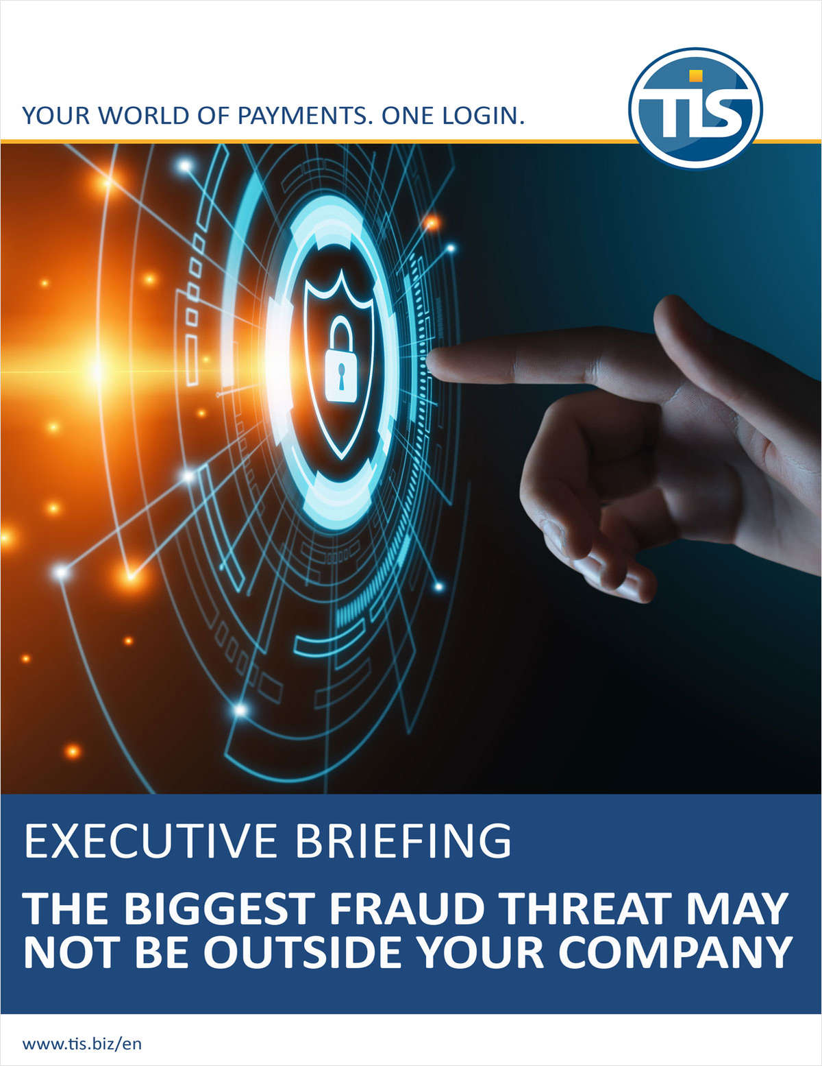 Executive Briefing - The Biggest Fraud Threat May Not Be Outside Your Company
