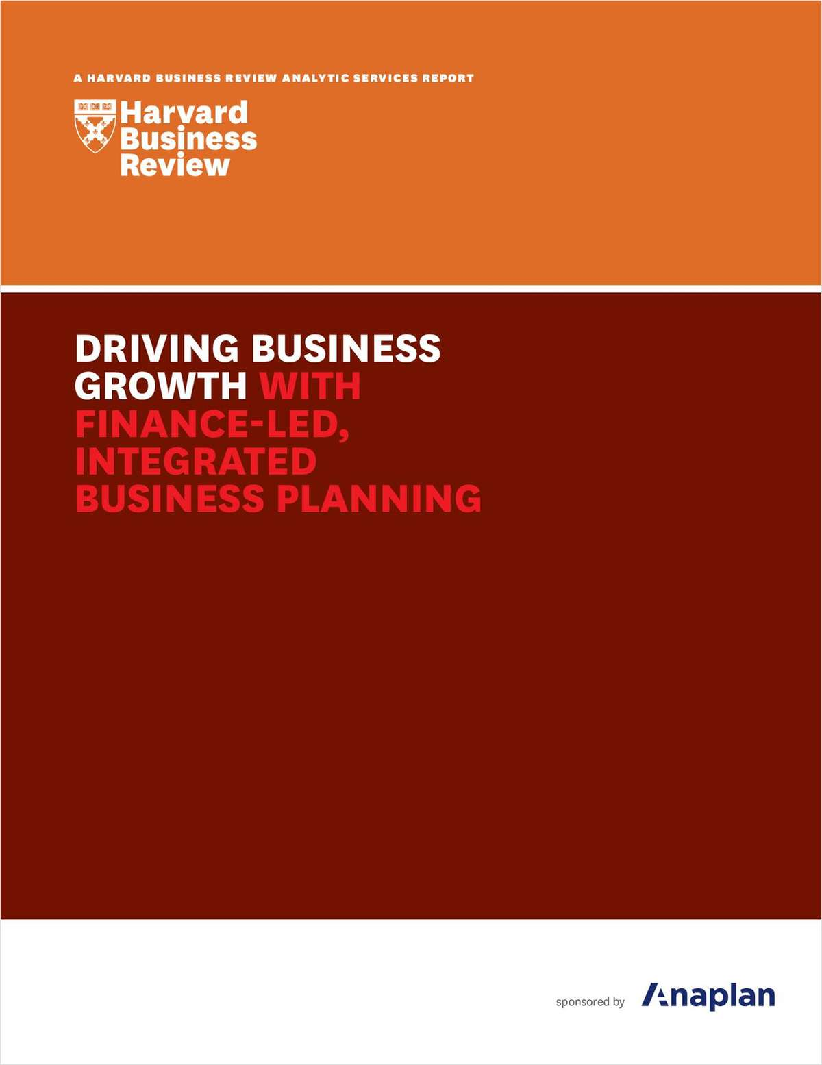 Driving Business Growth with Finance-Led, Integrated Planning