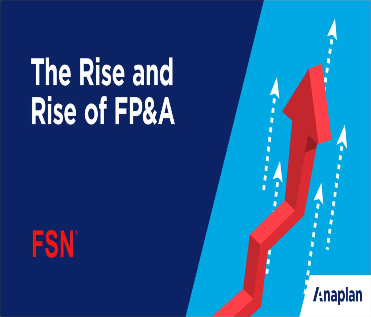 The Rise and Rise of FP&A