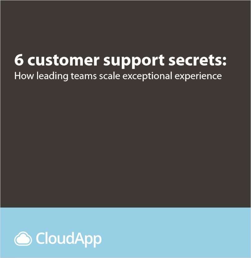 6 Customer Support Secrets: How Leading Teams Scale Experience