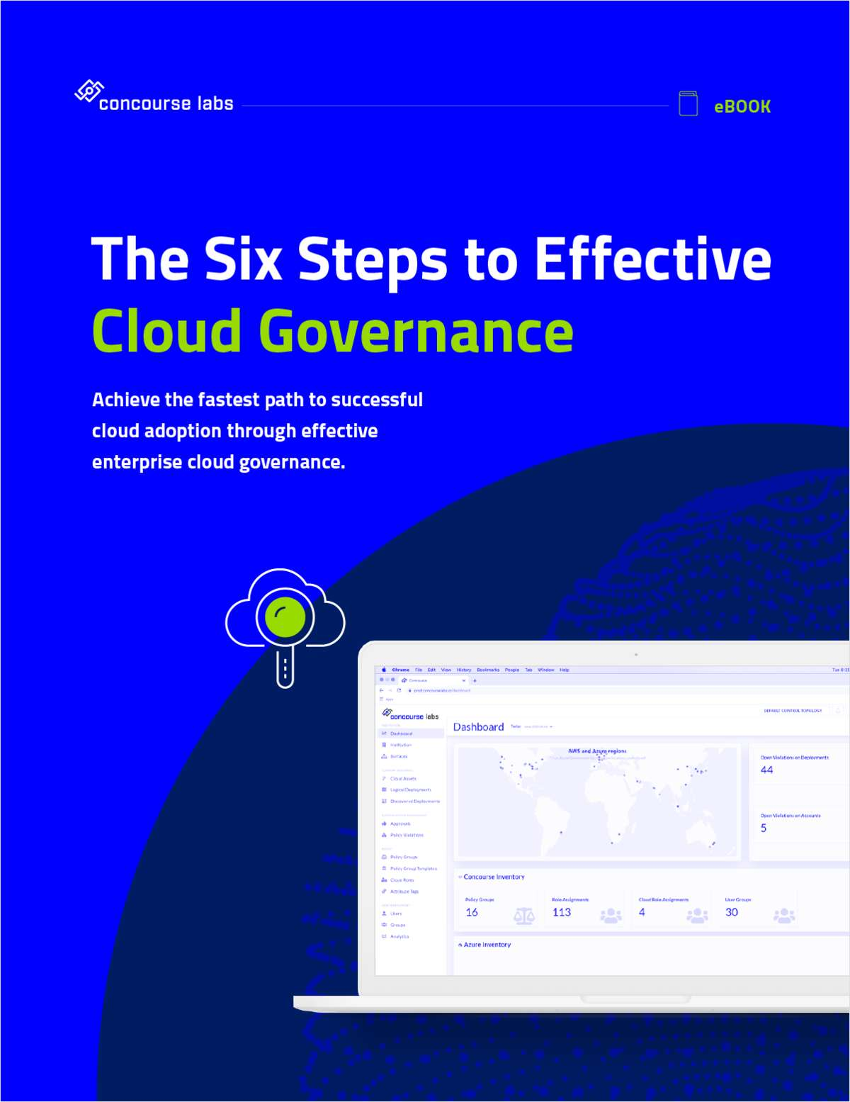 The Six Steps to Effective Cloud Governance