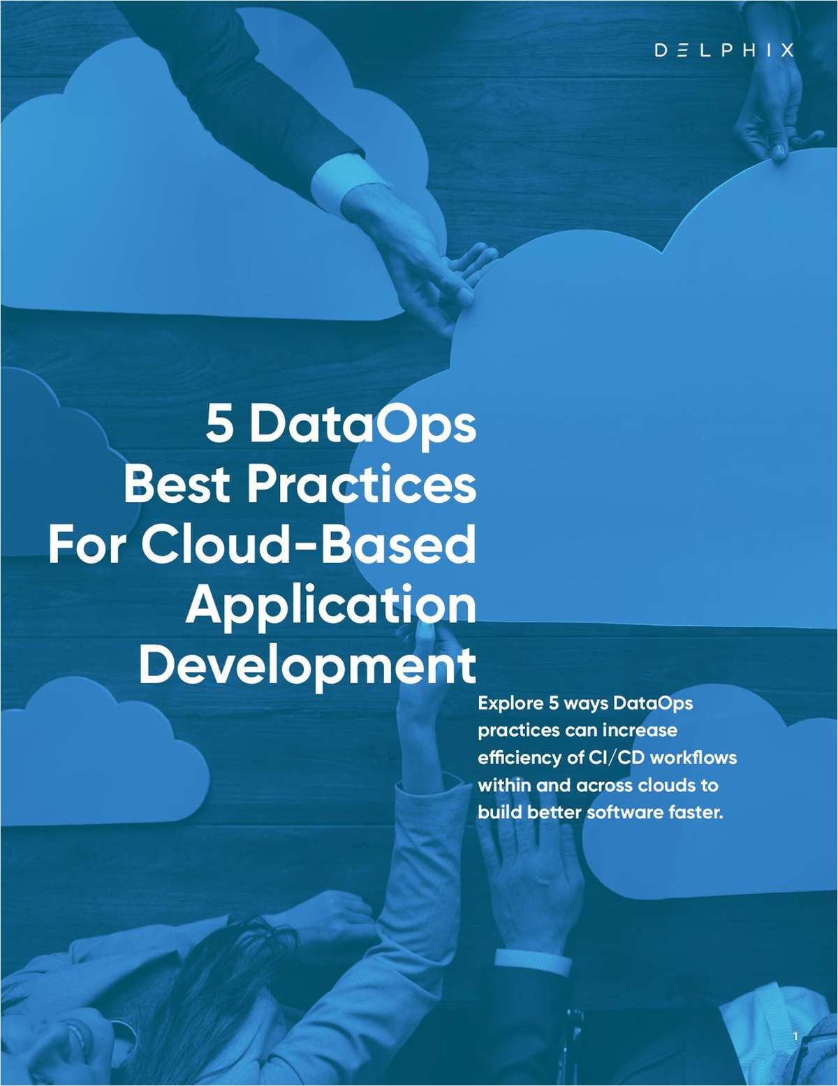 5 DataOps Best Practices For Cloud-Based Application Development