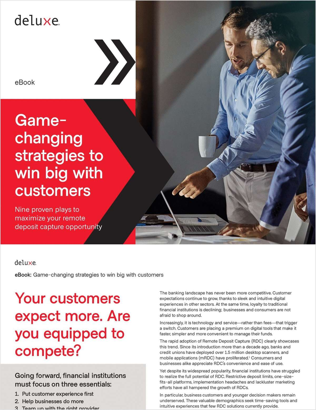 Game-Changing Strategies to Win Big with Customers