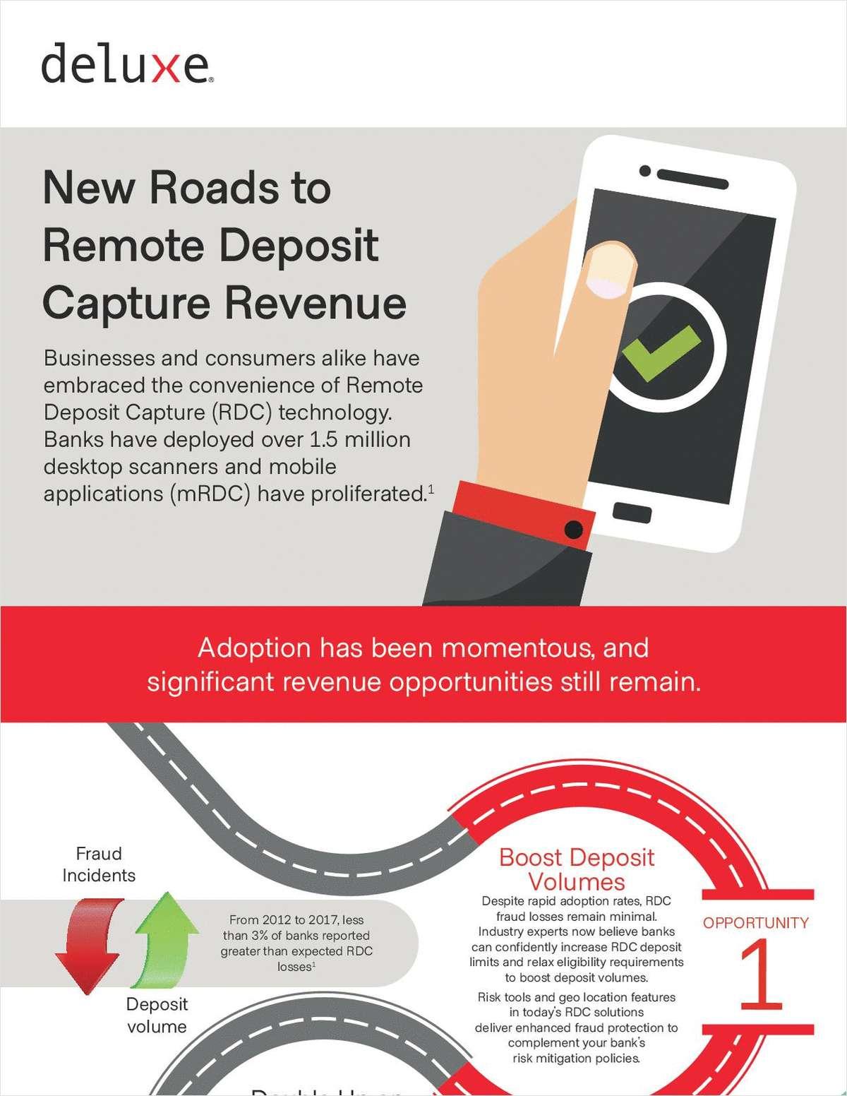 New Roads to Remote Deposit Capture Revenue