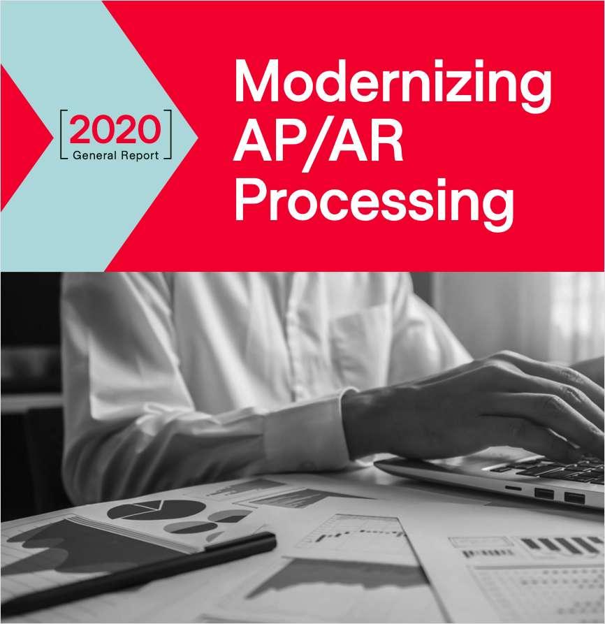 General Report 2020: Modernizing AP/AR Processing