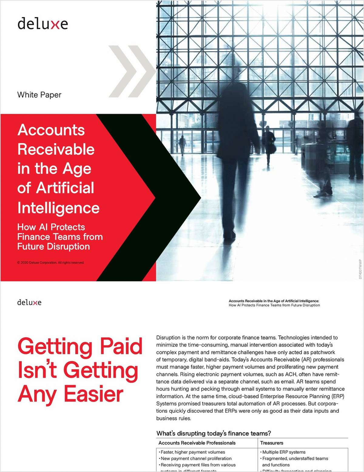 Accounts Receivable in the Age of Artificial Intelligence