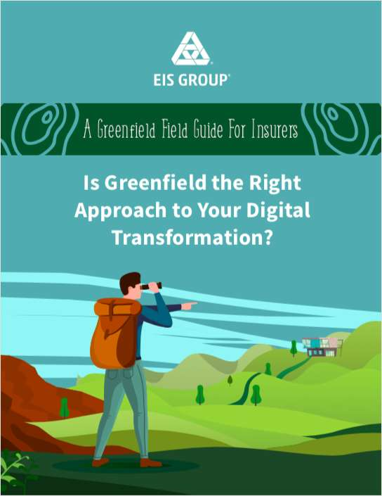 The Greenfield Field Guide for Insurers