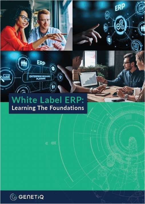 White Label ERP - Learning the Foundations