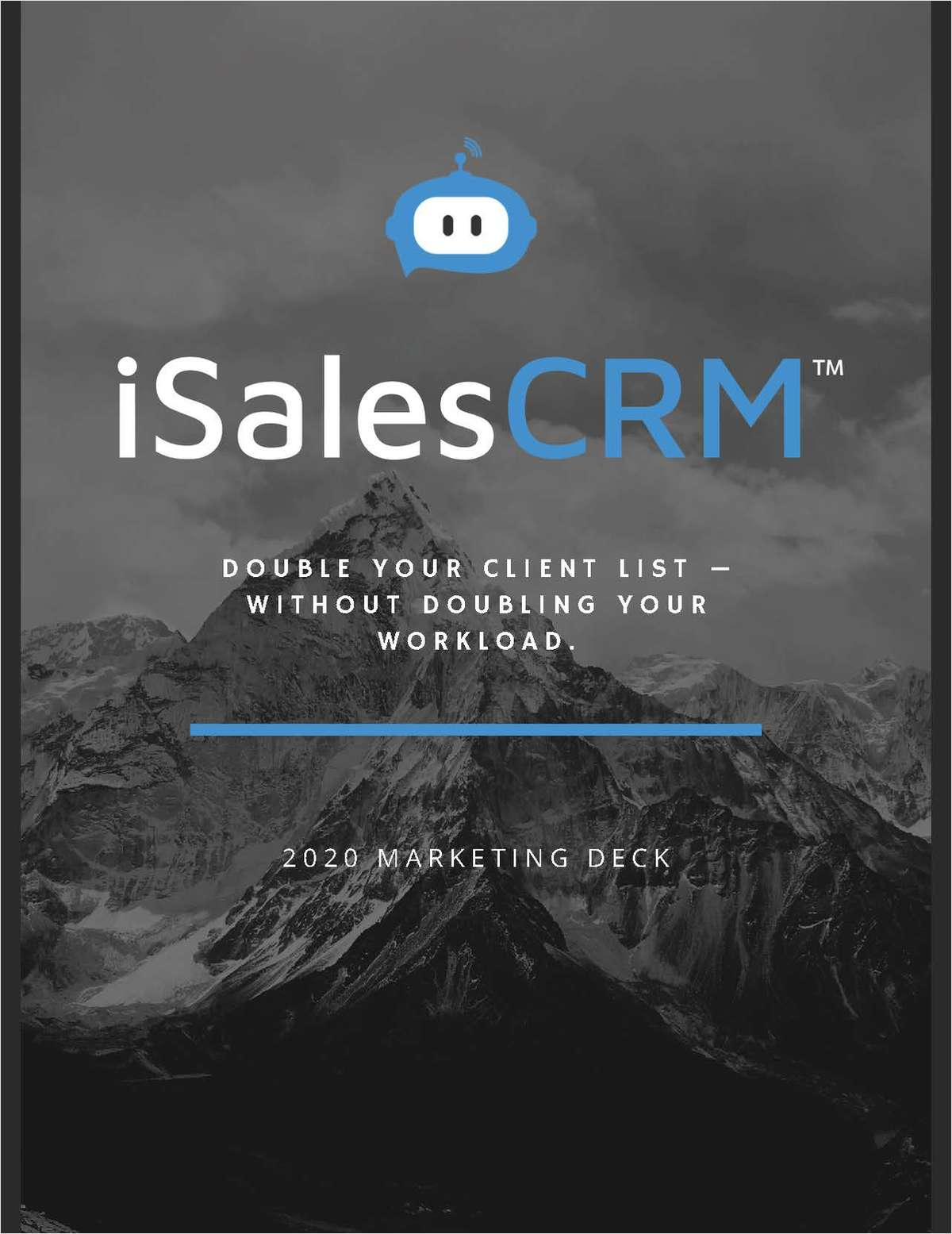iSalesCRM - Automated Sales Follow-Up