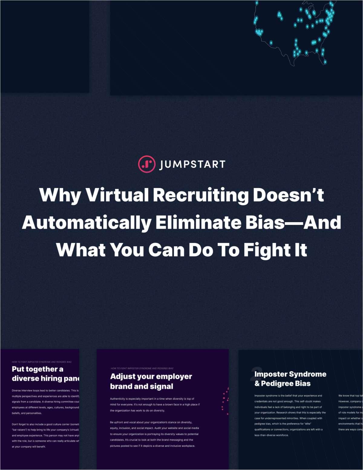 Ebook: Fighting Bias in a Virtual World