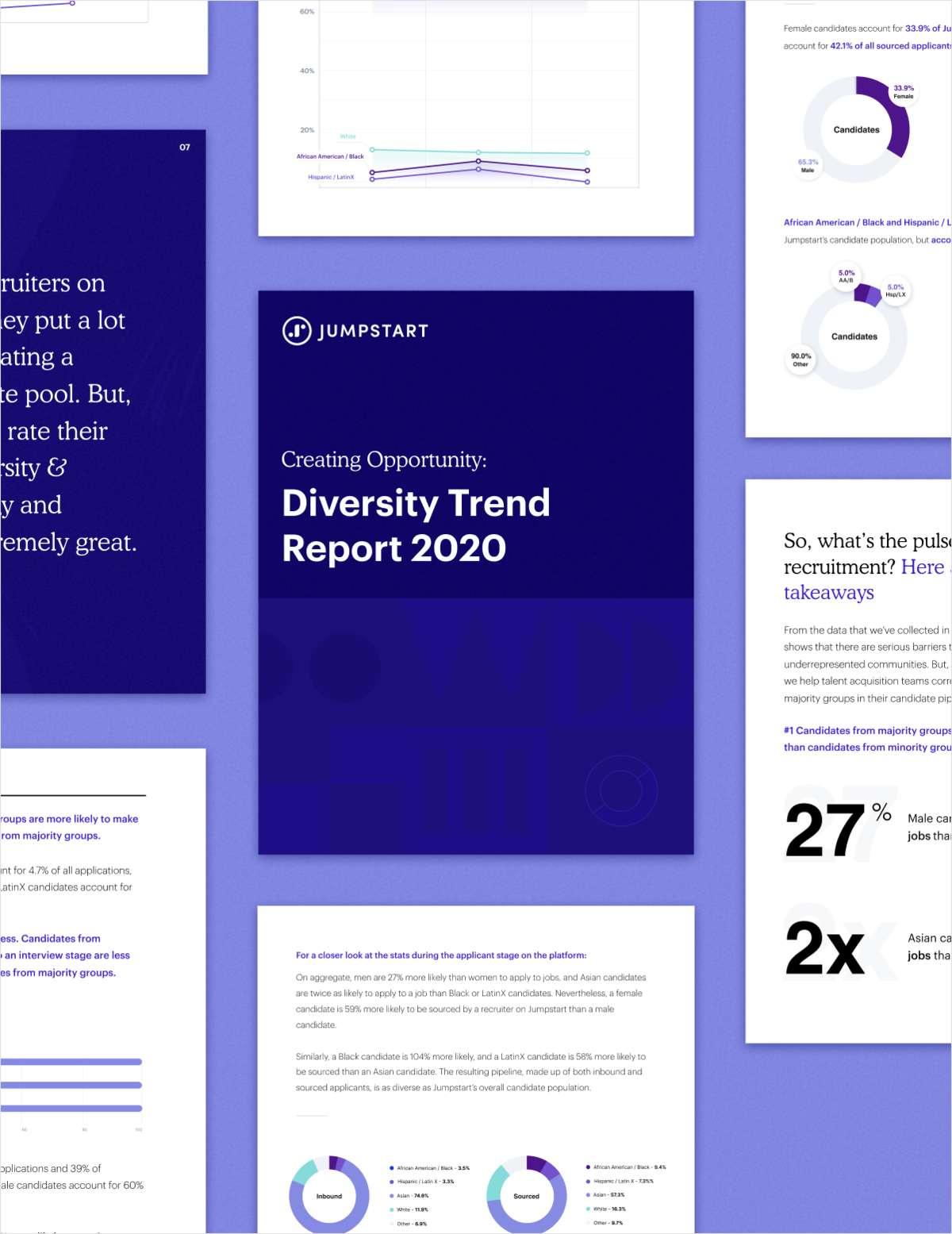 Free Proprietary Report: Diversity Recruiting Trends