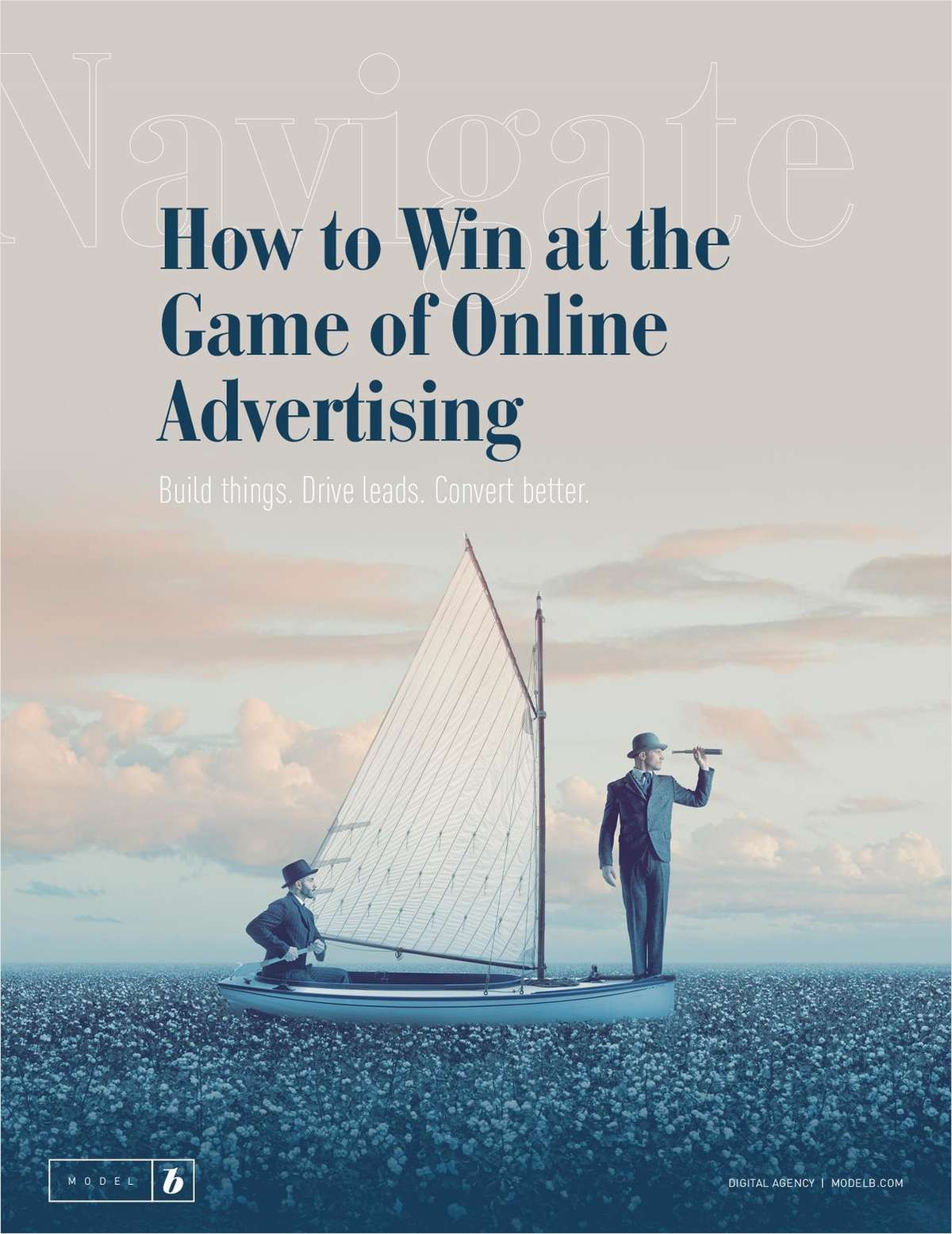 How to Win at the Game of Online Advertising
