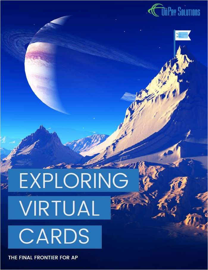 Virtual Cards: When You Don't Use Them, You Miss Out On A New Revenue Stream