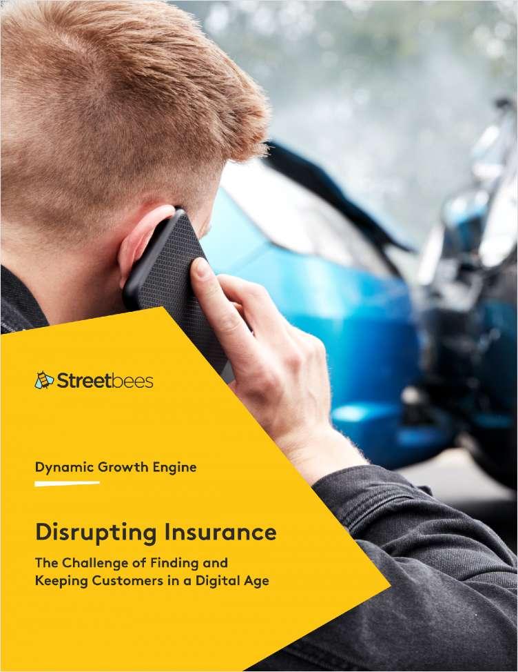 Disrupting Insurance