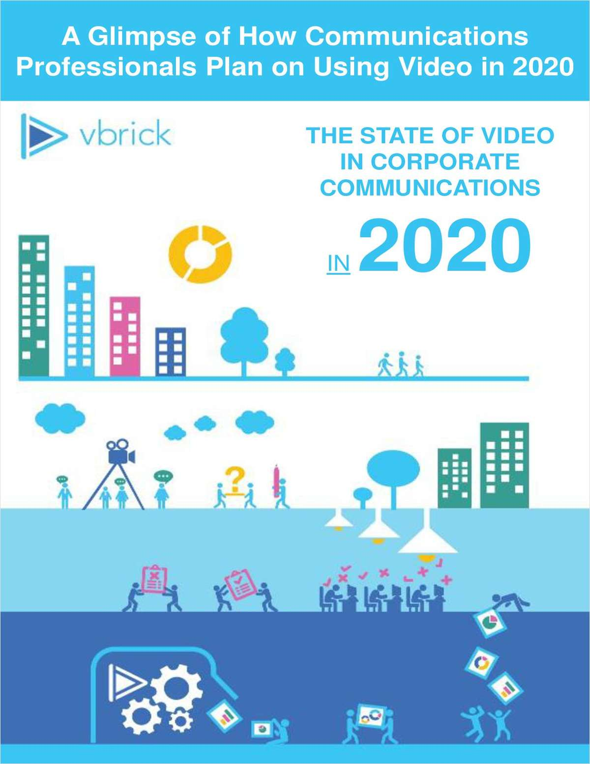 THE STATE OF VIDEO IN CORPORATE COMMUNICATIONS IN 2020