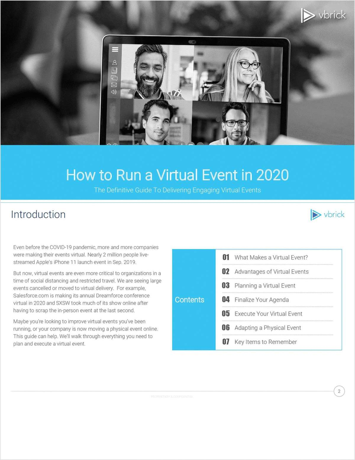 How to Run a Virtual Event in 2020
