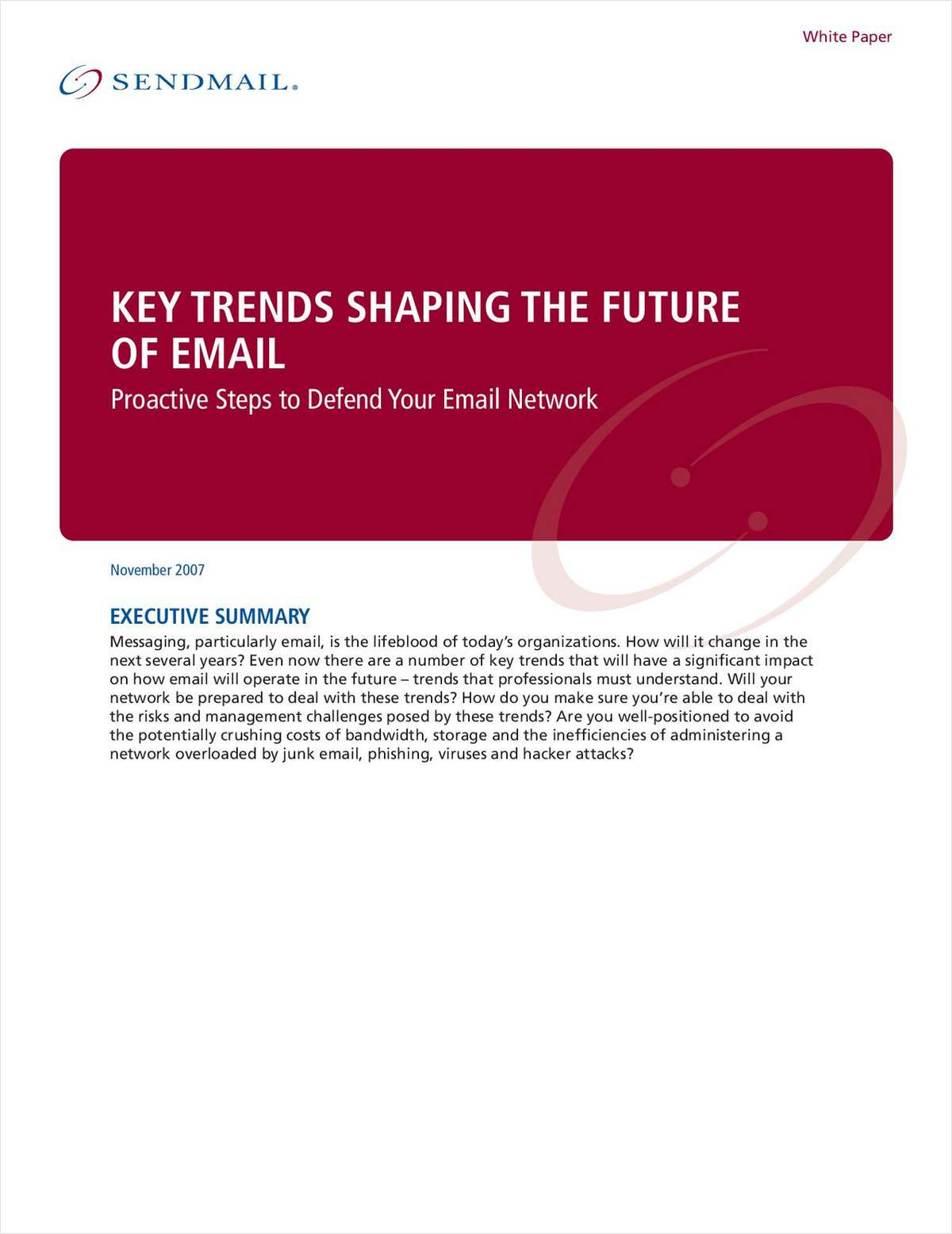 Key Trends Shaping the Future of Email