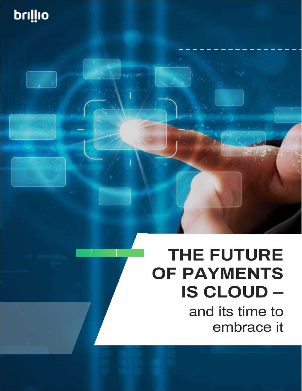 The Future of Payments is Cloud