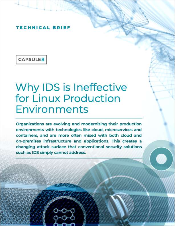 Why IDS is Ineffective for Linux Production Environments