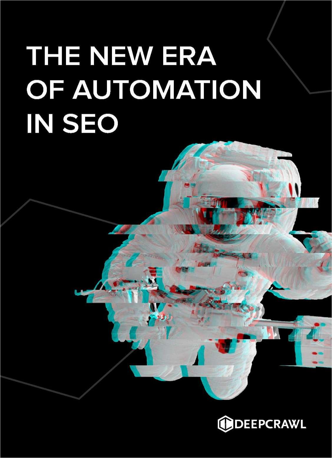 The New Era of SEO Automation