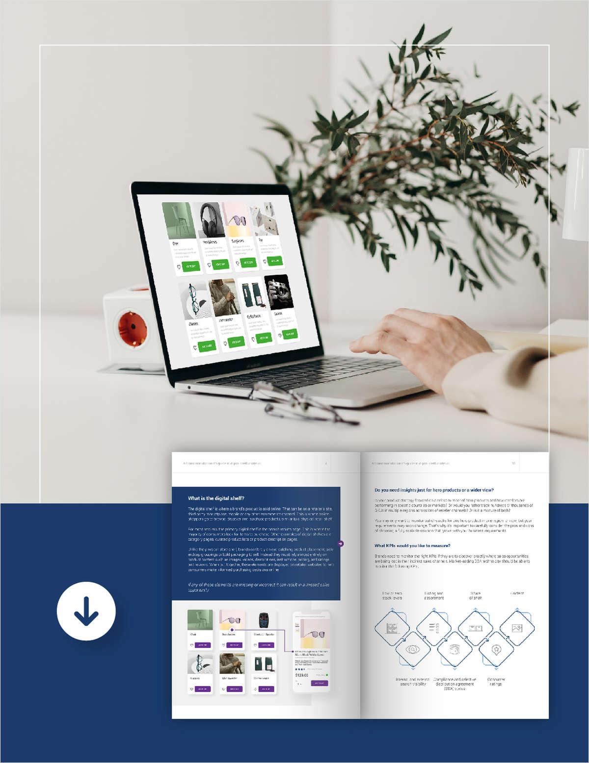 A brand manufacturer's guide to digital shelf analytics