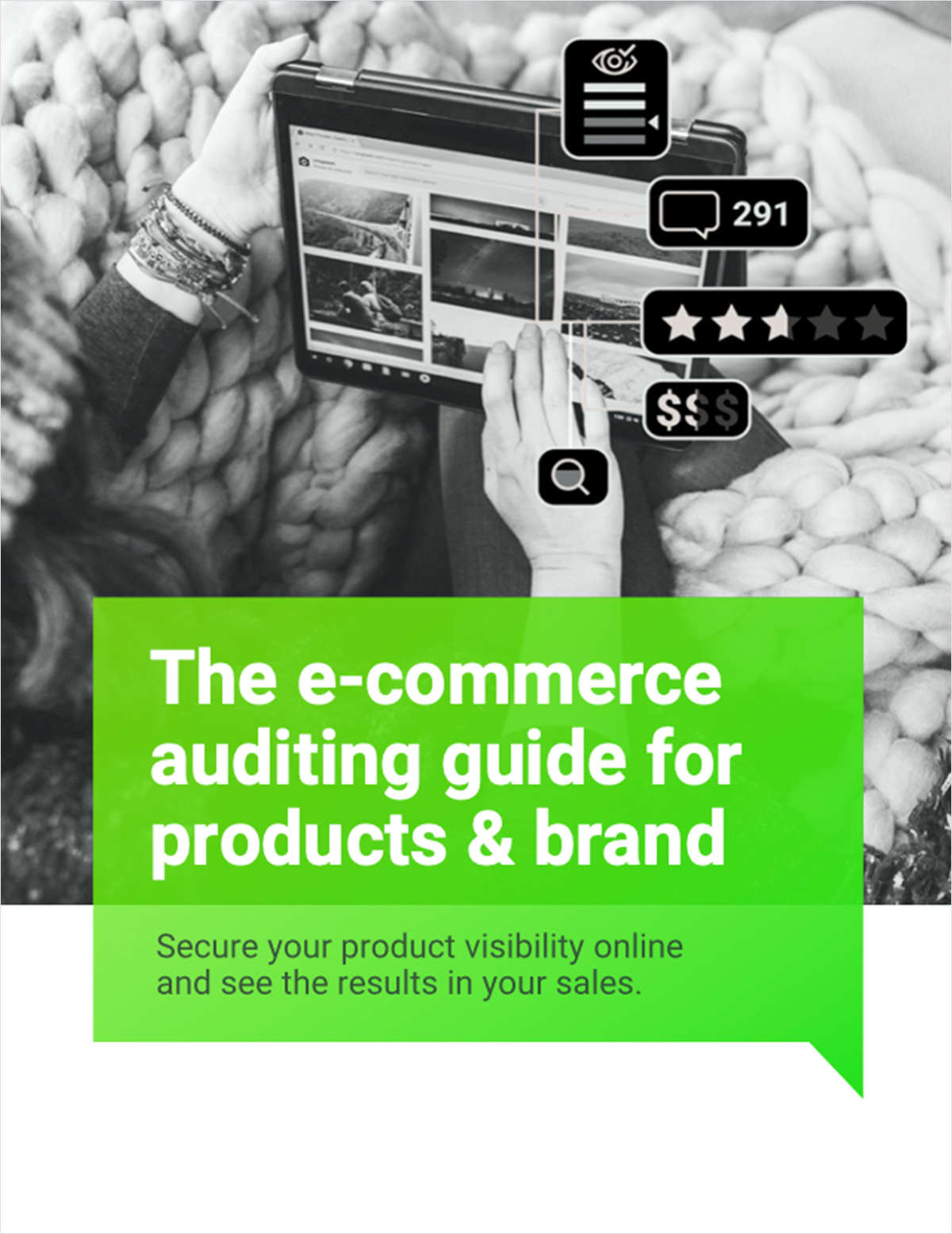 The e-commerce auditing guide for products &brand