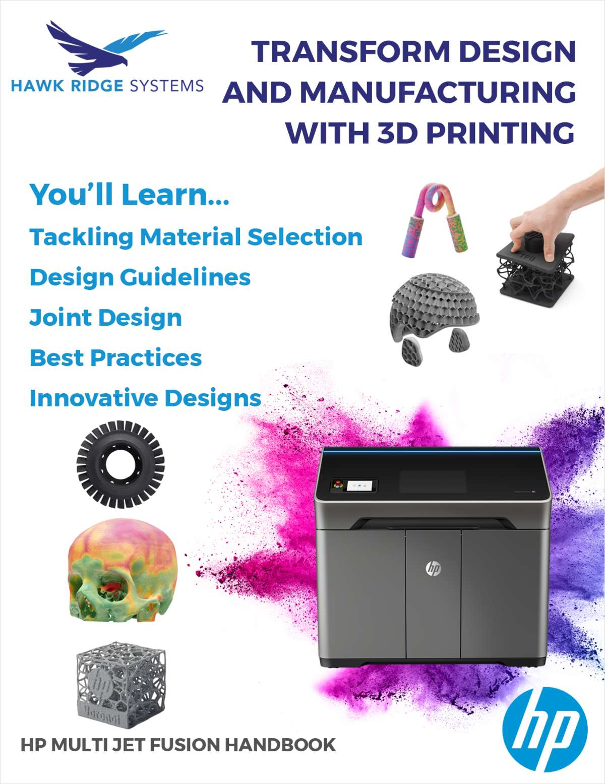 Transform Design & Manufacturing with 3D Printing