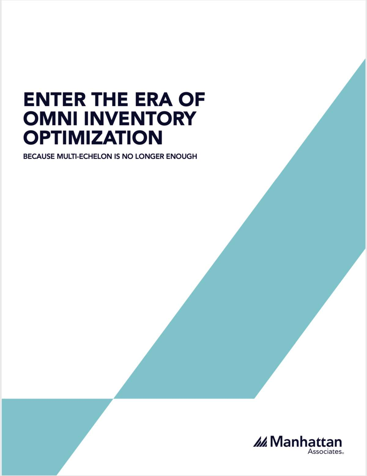 Enter the Era of Omni Inventory Optimization