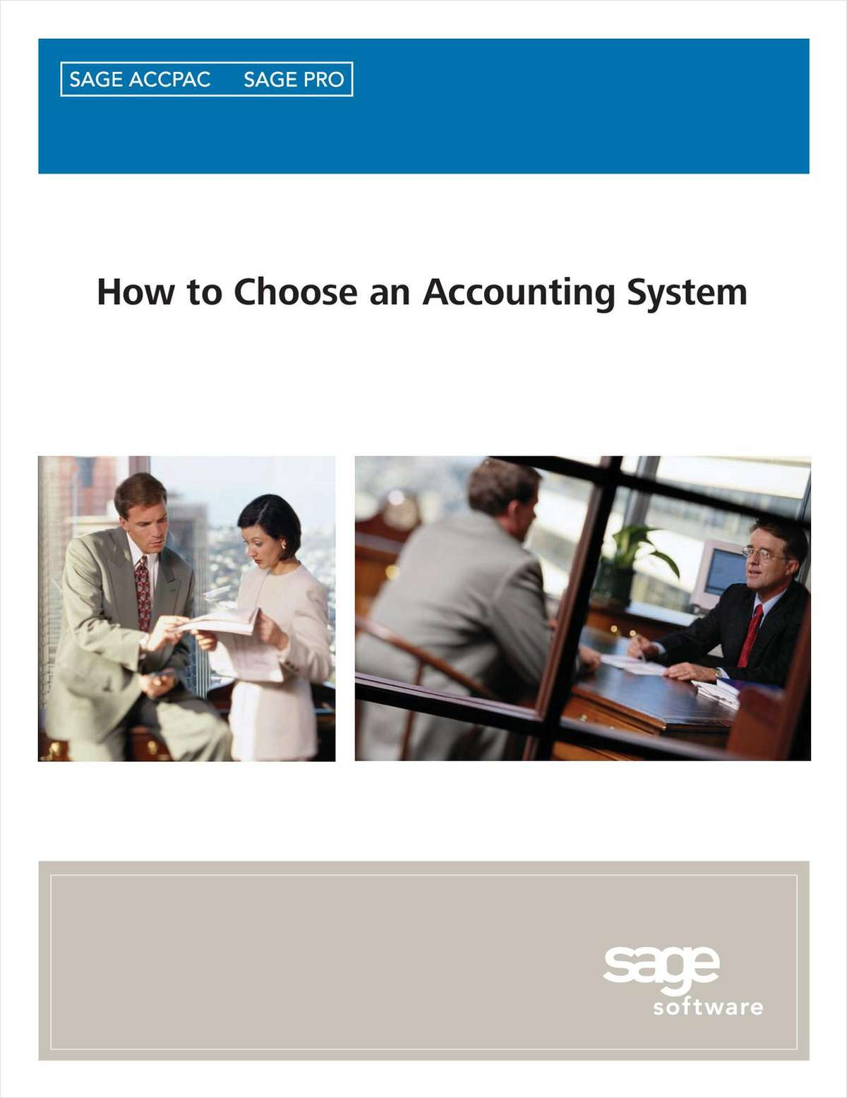 5 Mistakes to Avoid When Choosing Accounting Software