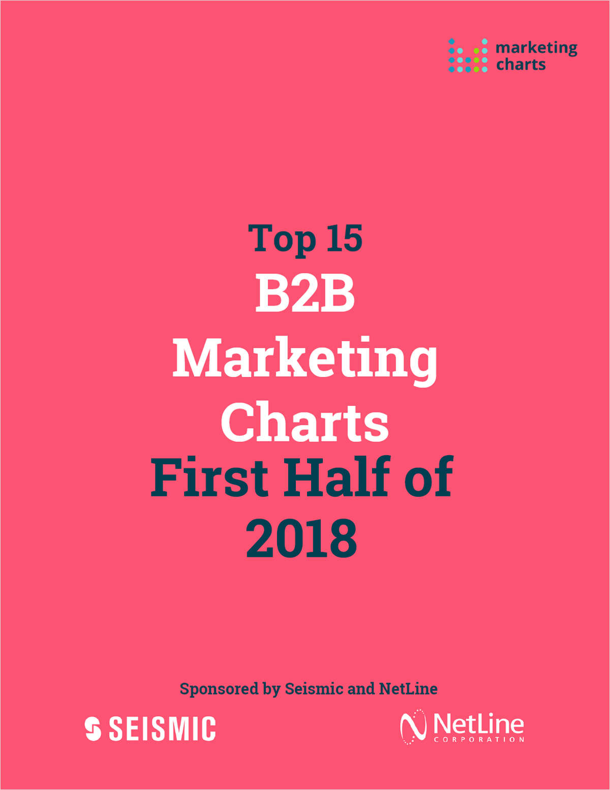 Top 15 B2B Marketing Charts for the 1st Half of 2018