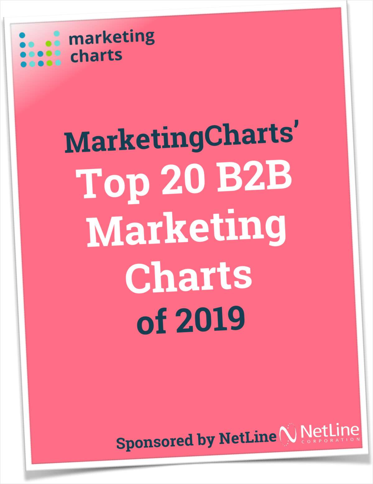 Top 20 B2B Marketing Charts of 2019