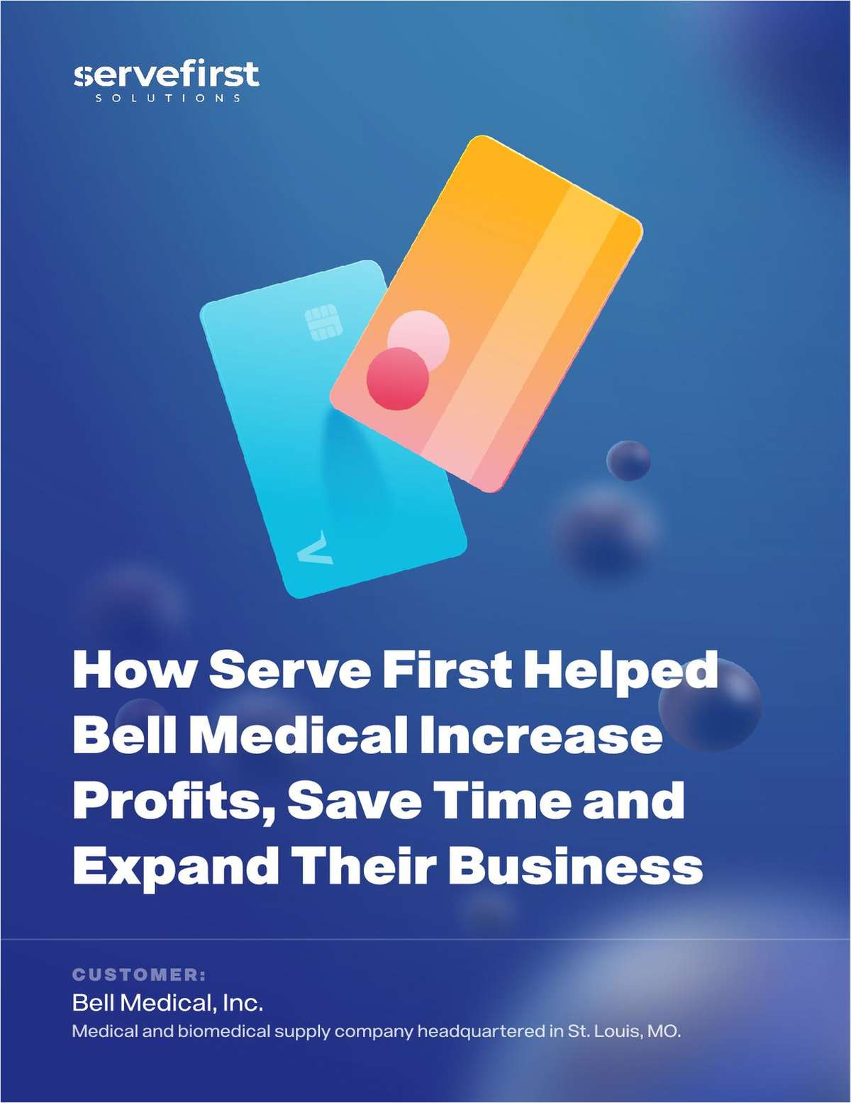 Case study: Increase Profits and Save Time With Better Payment Processing
