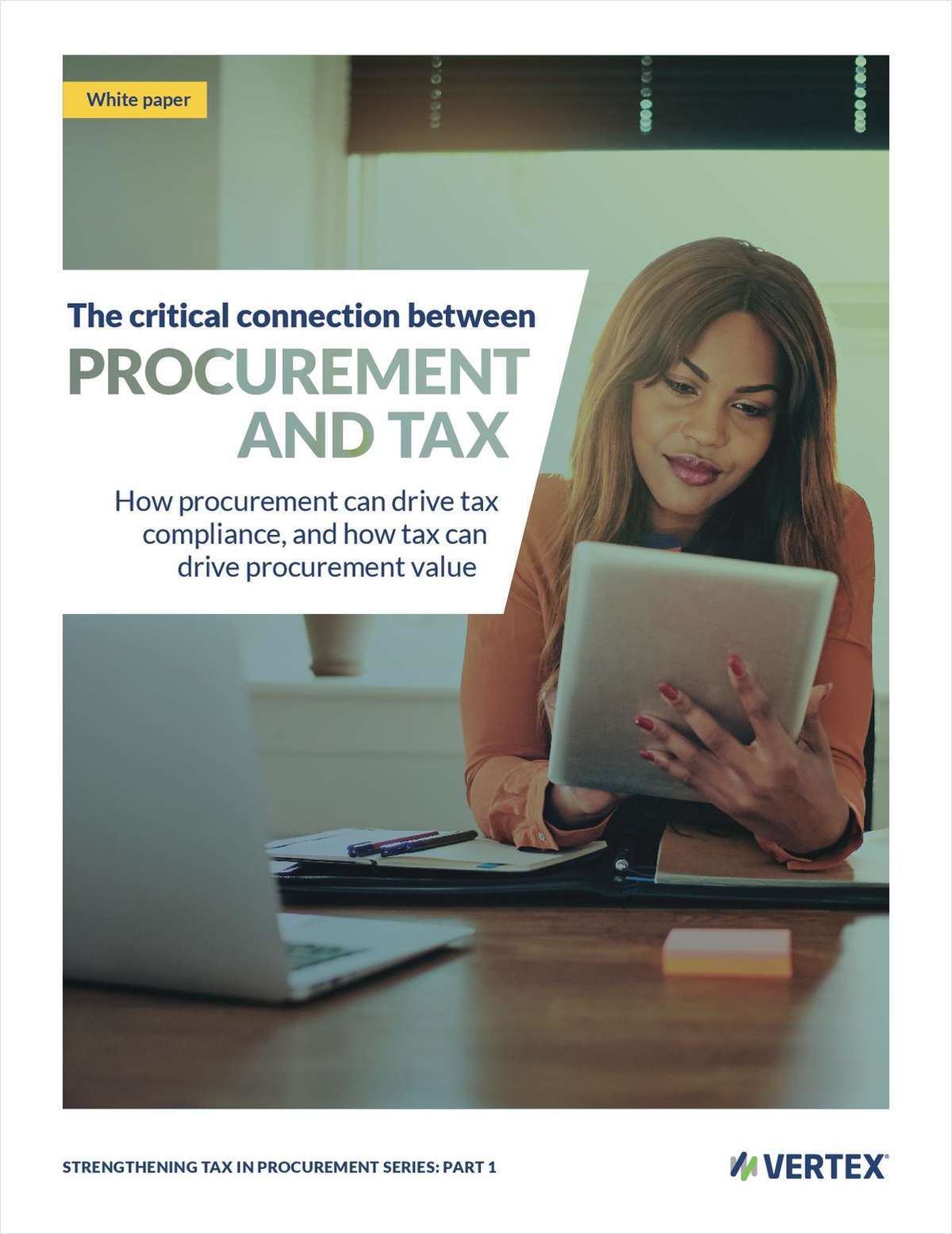 The Critical Connection Between Procurement and Tax