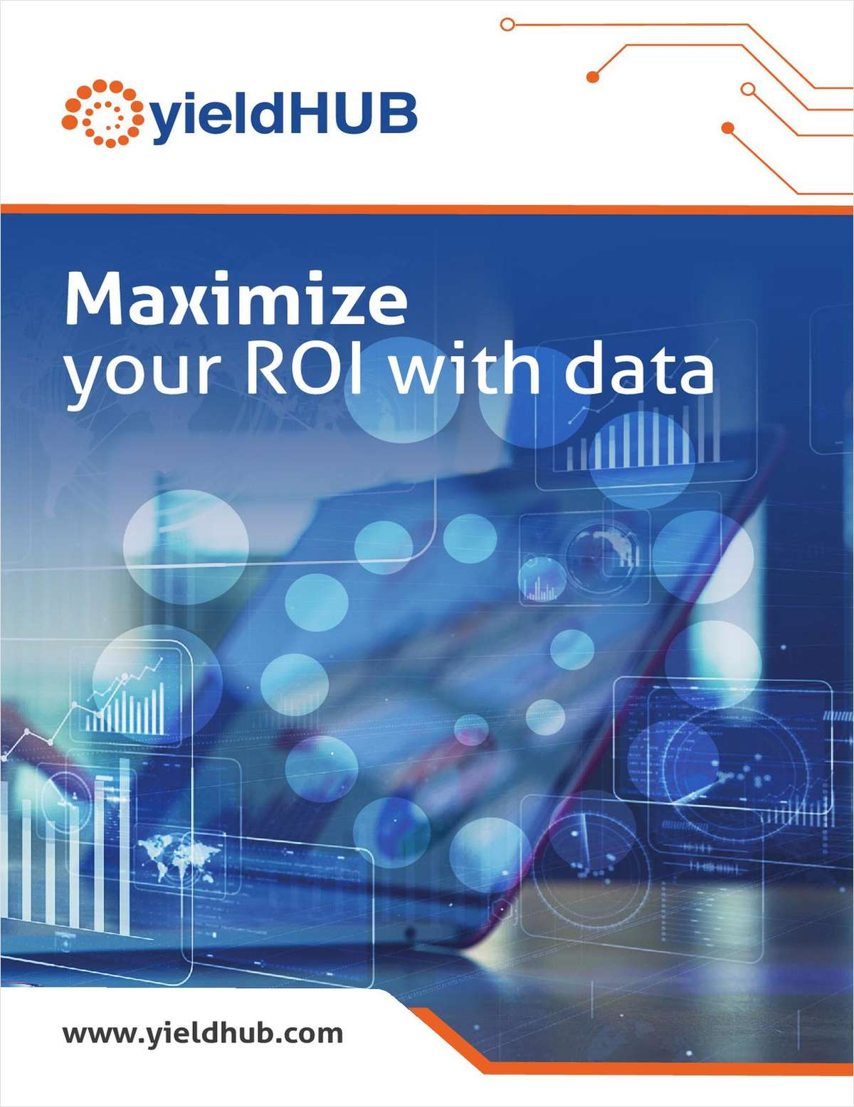 Maximize your ROI with data