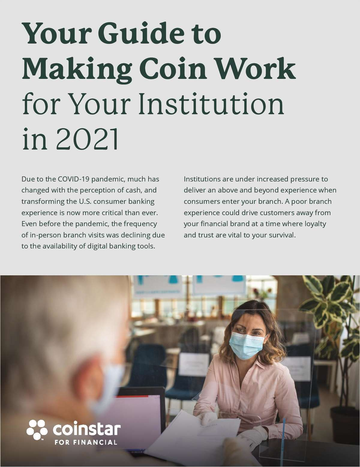 Your Guide to Making Coin Work for Your Institution in 2021