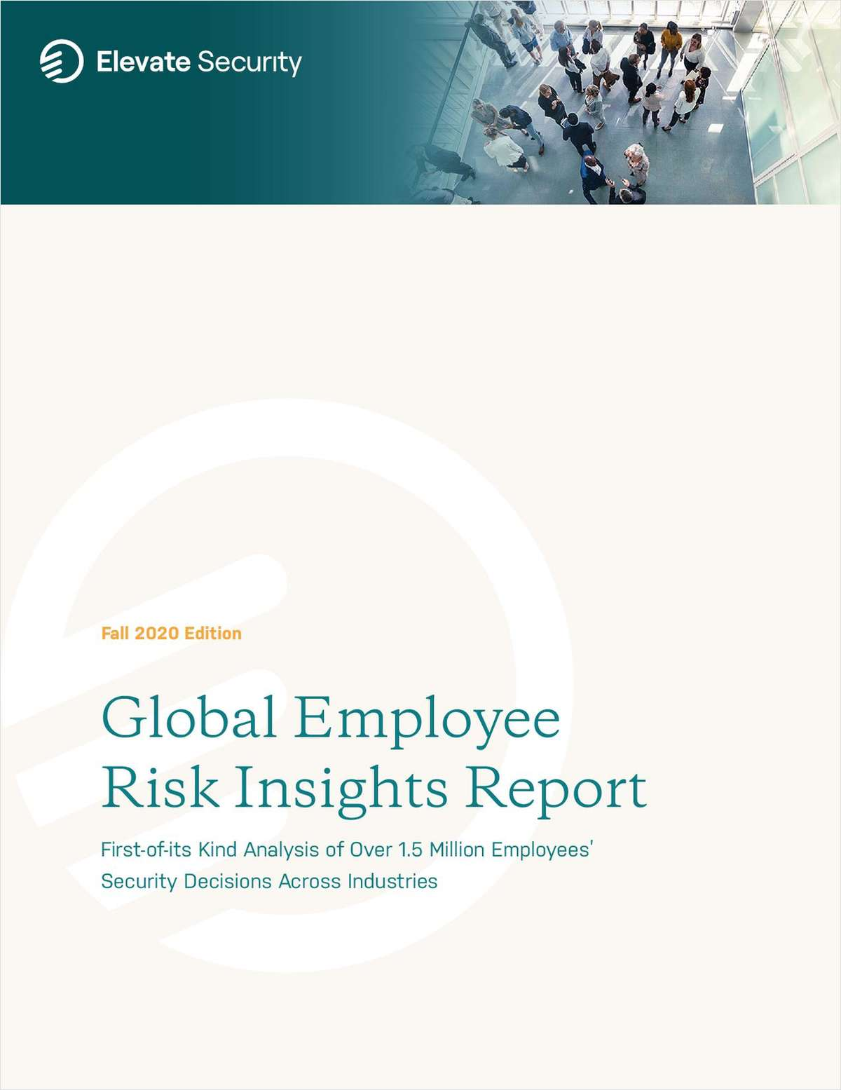 Global Employee Risk Insights Report