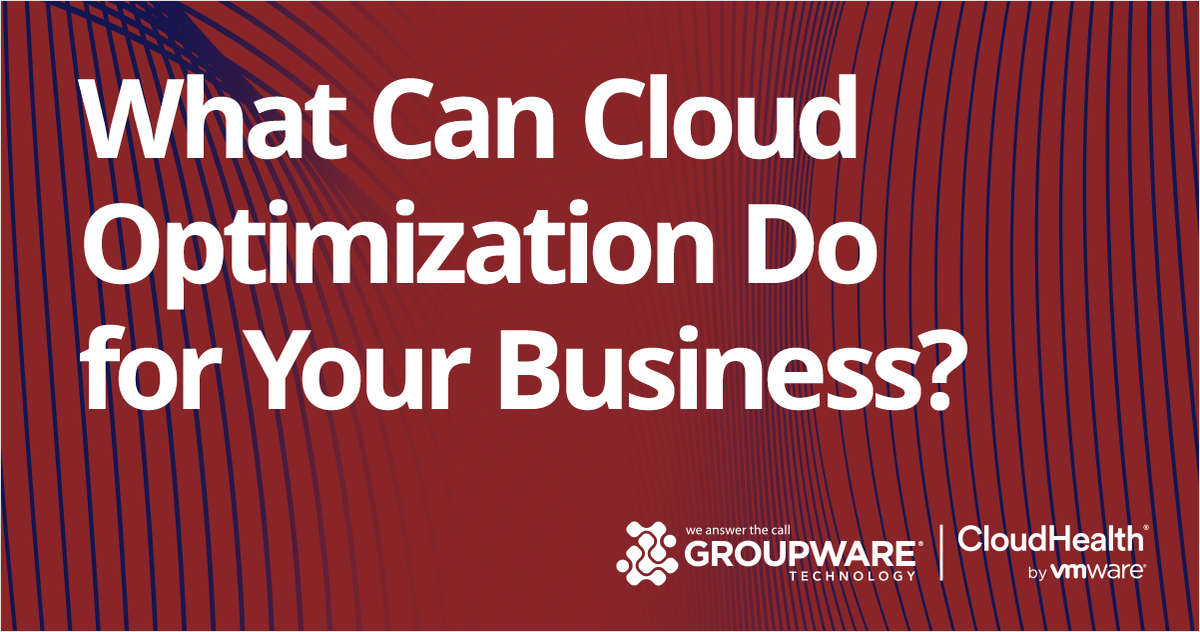 What Cloud Optimization  Can Do for Your Business