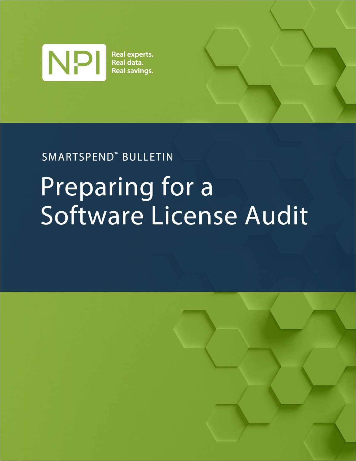 Preparing For a Software License Audit and an Optimal Outcome