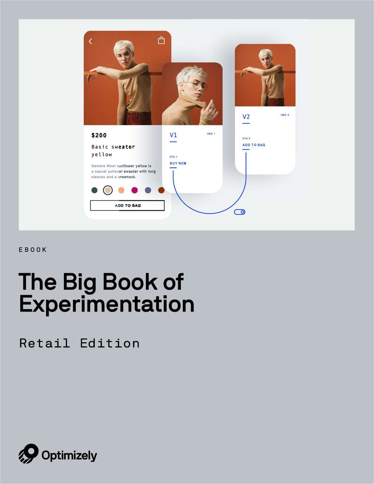 The Big Book of Experimentation: Retail Edition