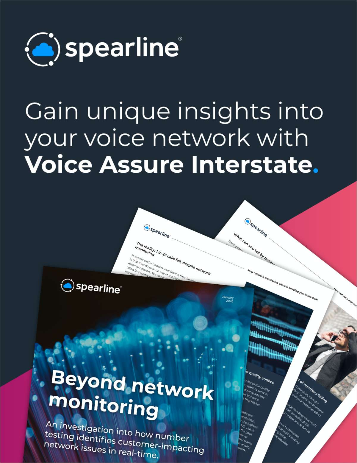 Gain Unique Insights Into Your Voice Network With Voice Asssure Interstate