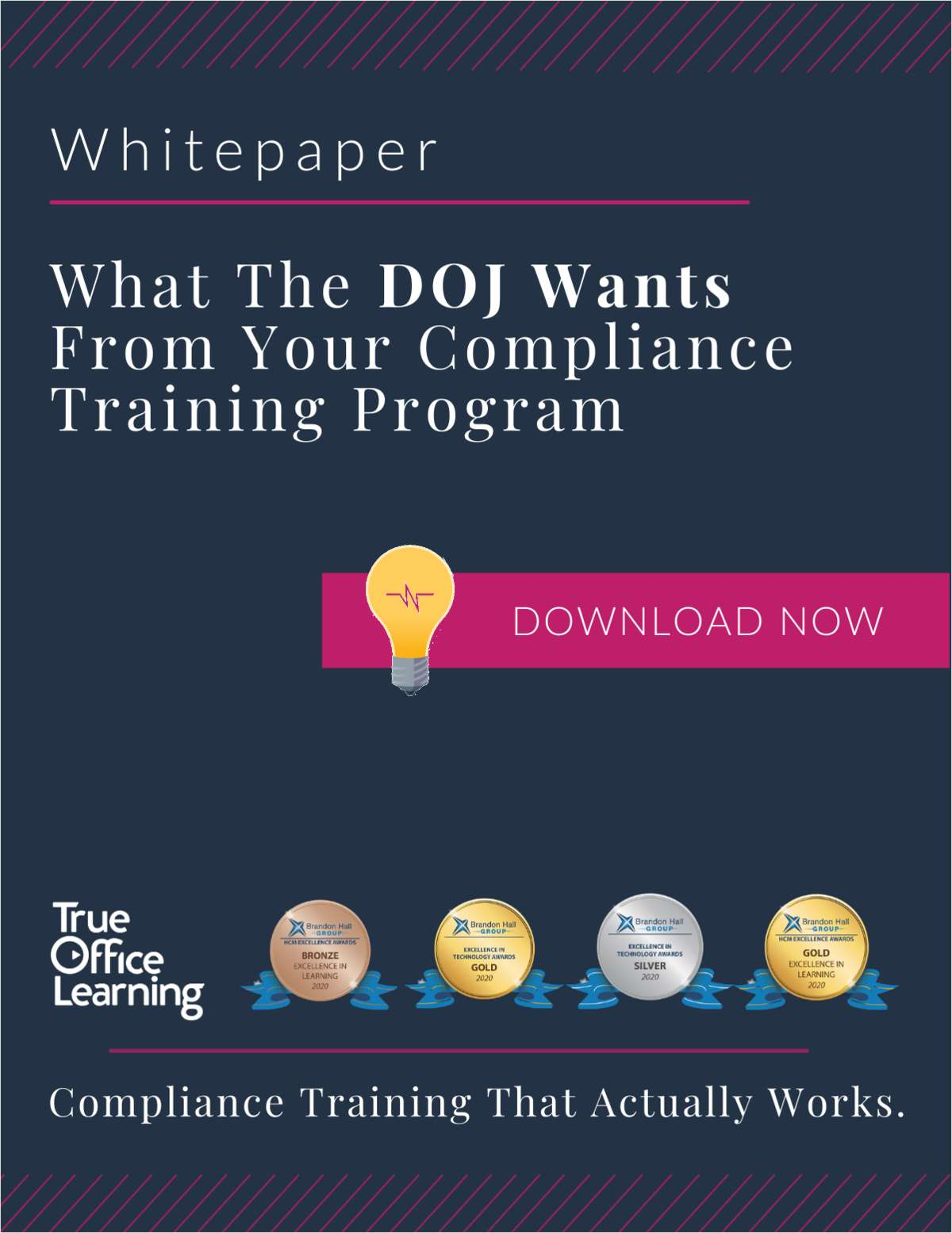 What the DOJ Wants from your Compliance Training Program