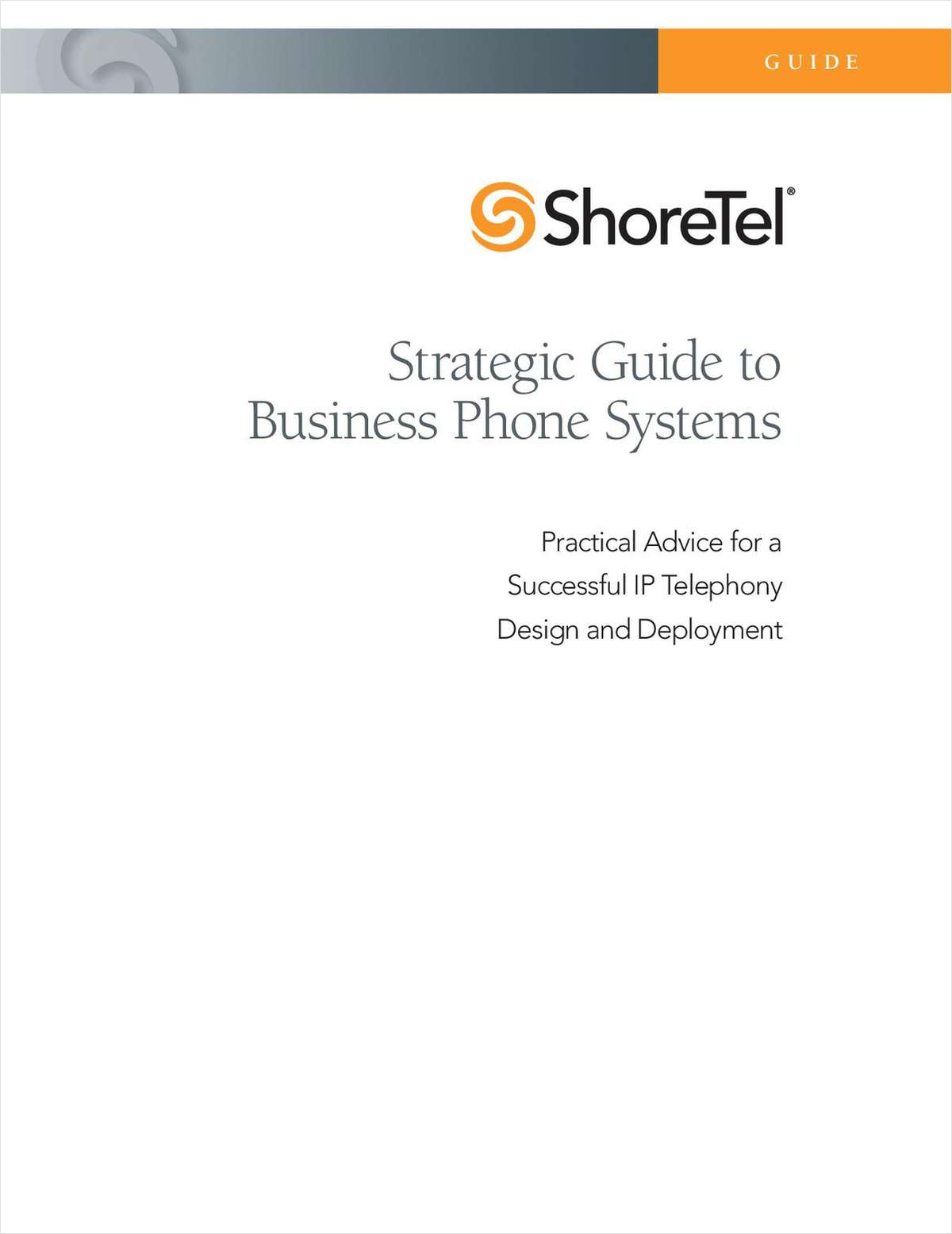 Strategic Guide to Business Phone Systems