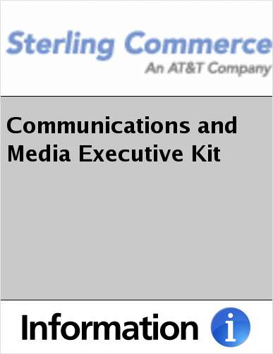 Communications and Media Executive Kit