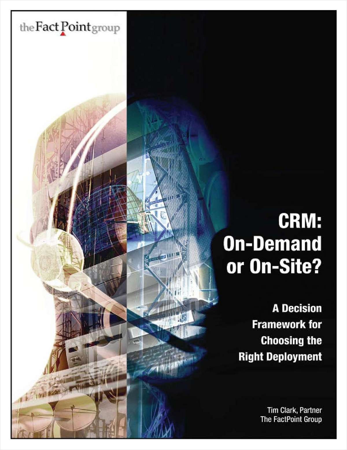CRM On-Site or On-Demand? Choose the right deployment option