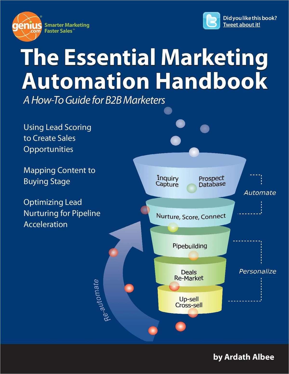 The Essential Marketing Automation Handbook