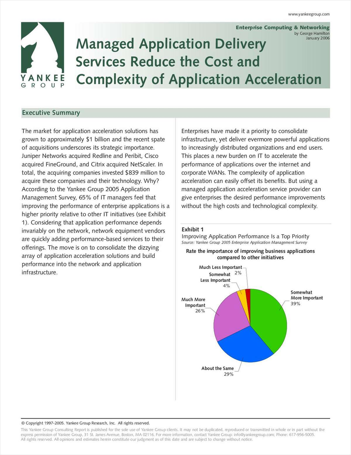 Application Acceleration: How to Reduce the Cost and Complexity with Managed Application Delivery Services