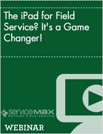 The iPad for Field Service? It's a Game Changer!