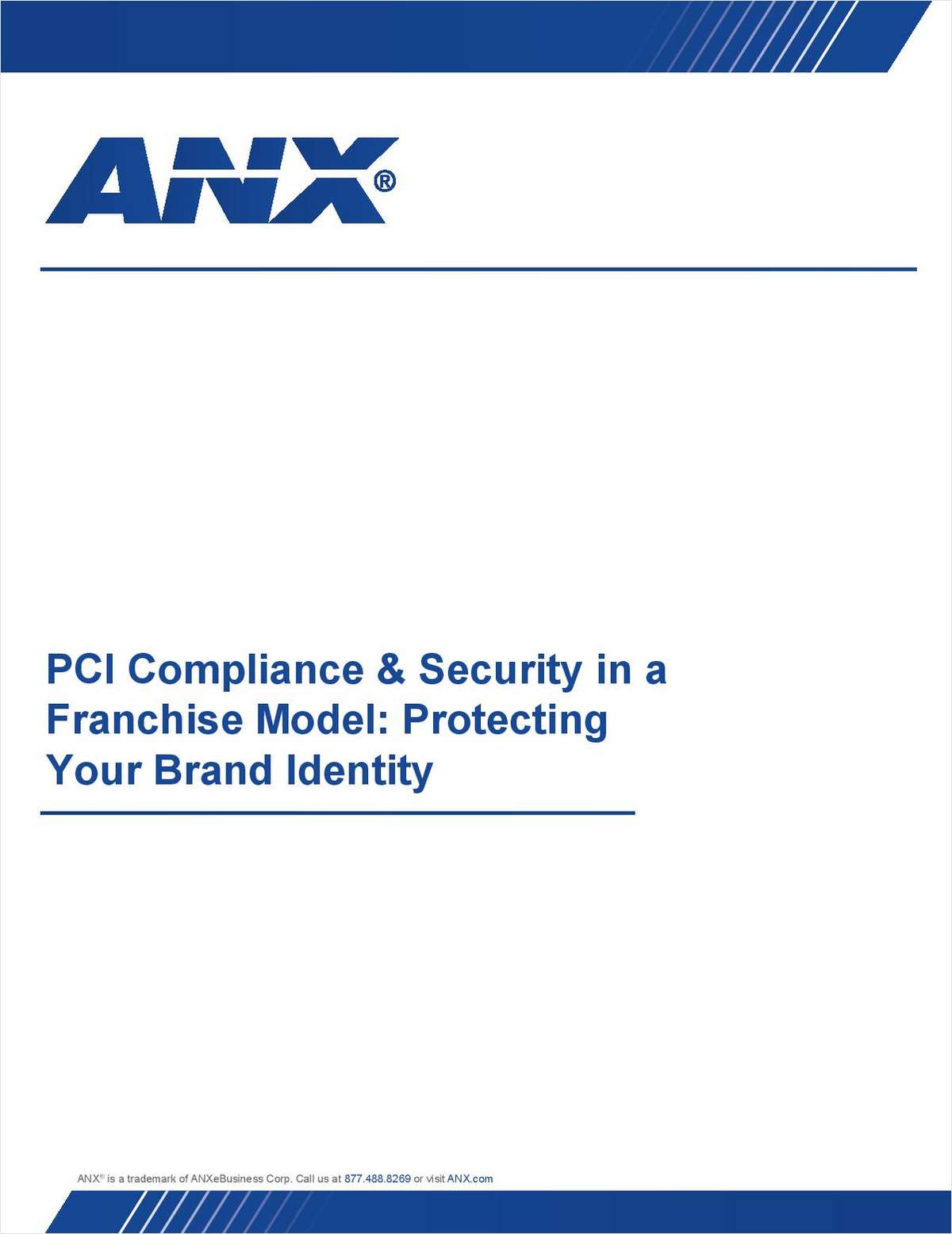 PCI Compliance & Security in a Franchise Model