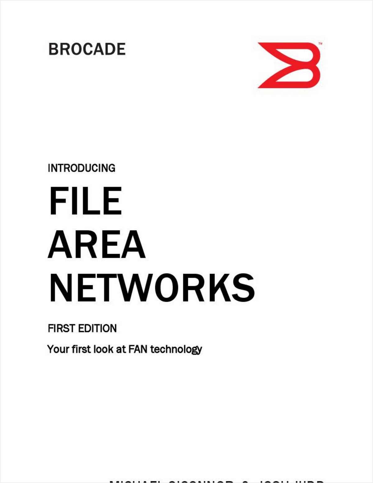 Streamline File Management: Introducing File Area Networks