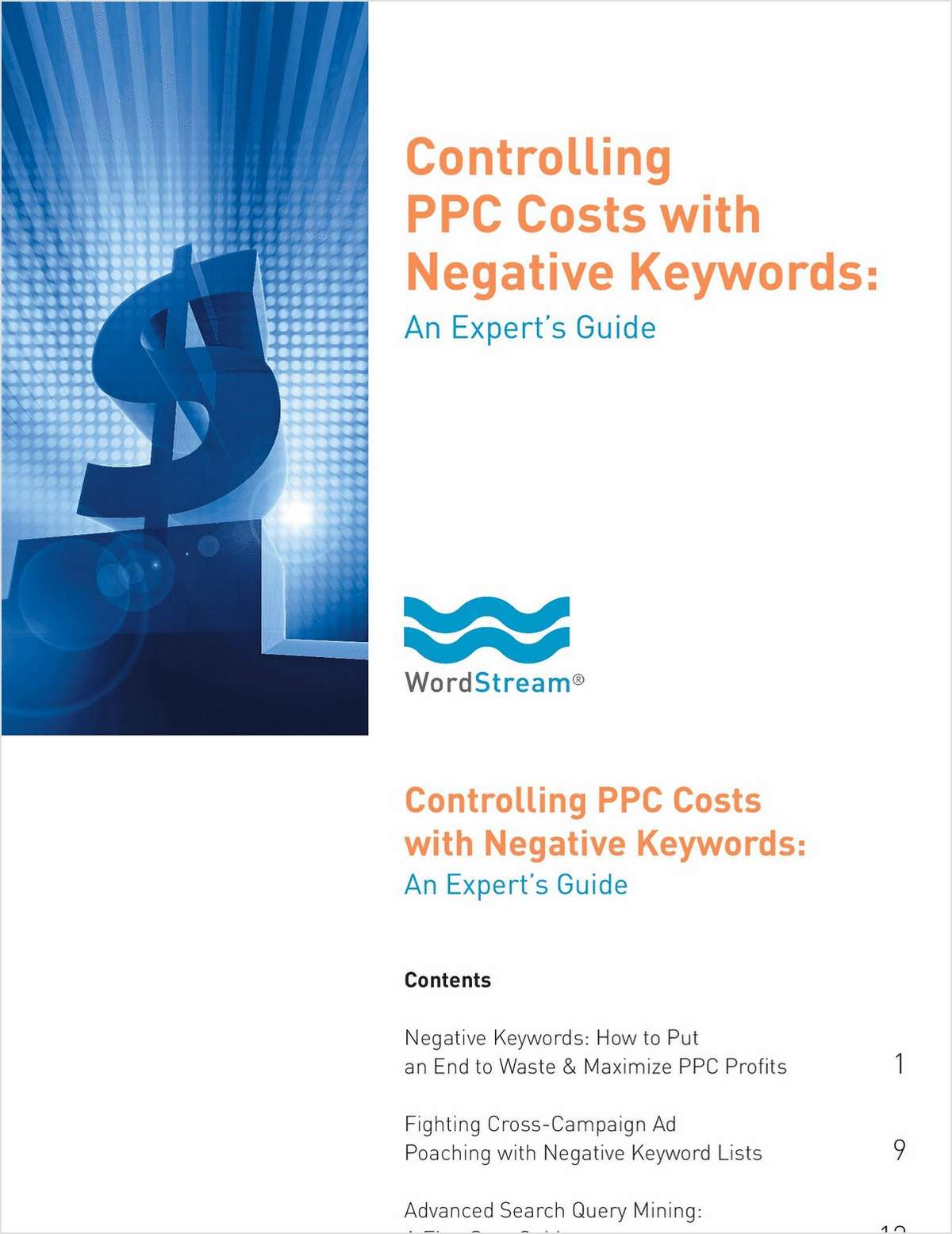 Controlling PPC Costs with Negative Keywords: An Expert's Guide